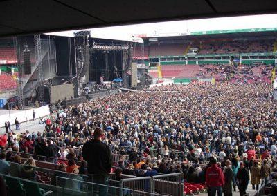 Depeche Mode Konzert im wohninvest WESERSTADION