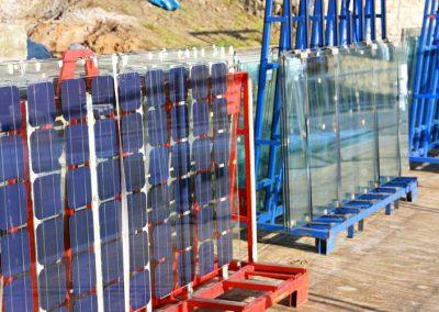 Die Solarzellen