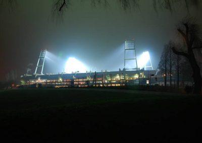 SV Werder Bremen gegen SC Braga